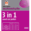 3 in 1 Used Car Polish 5 Litre A045
