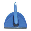 Professional Dustpan & Brush Set (Blue)