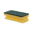 Thick Green Foam Scourer 6